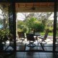 Lovely Classic Spanish Colonial Landscaped Home With Pool & Lake Arenal View
